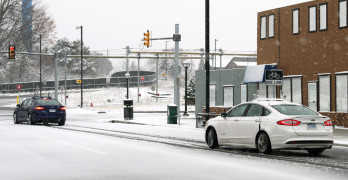 Ford Conducts First Snow Tests of Autonomous Vehicles