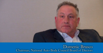 Interview: Domenic Brusco, Chairman, National Auto Body Council
