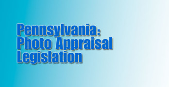 PA Governor Approves Photo Appraisal Bill