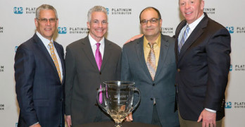 PPG Names Color Systems Platinum Distributor of the Year
