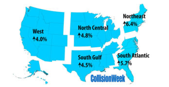 Traffic Volume Continued Strong Growth in March