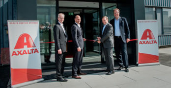 Axalta Expands European Technology Centre in Germany