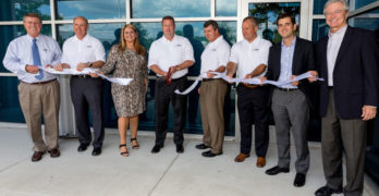BASF Hosts Ribbon Cutting at Houston Competence Center