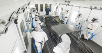 PPG Upgrades Automotive Refinish Business Development Centers