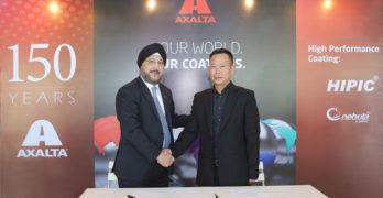 Axalta Acquires High Performance Coating in Southeast Asia