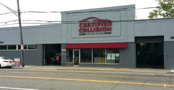 Certified Collision of Long Island Opens in Freeport, NY