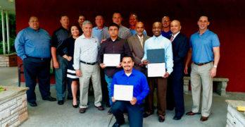 Service King's Inaugural Apprentice Development Class Graduates