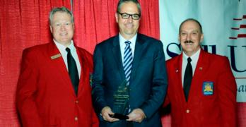 SkillsUSA Honors John Kett with National Outstanding Achievement Award
