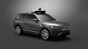 Uber will bring self-driving Volvo XC90 sport utility vehicles to Pittsburgh, Pa. this month.