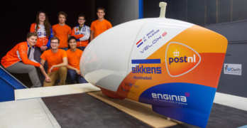 AkzoNobel Supports Human Power Team Effort to Break 140 km/h Barrier in Nevada