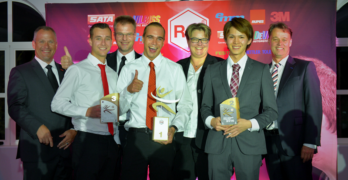 R-M Awards Best Refinish Painters from 15 Countries