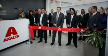 Axalta Opens Regional Office, Plans Refinish Training Center in Dubai