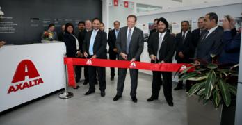 Axalta Opens Regional Office, Plans Refinish Training Center in Dubai