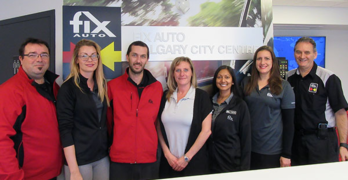 Fix Auto Canada Adds Collision Repair Center in Calgary to Network