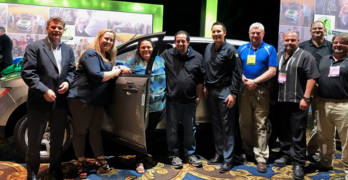 NABC Members Donate Six Life-Changing Vehicles at SEMA