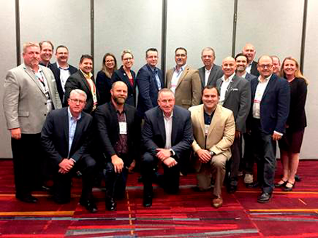 The National Auto Body Council recently elected its 2017 Board of Directors