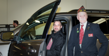 Progressive Insurance and National Auto Body Council Members Donates More than 100 Vehicles to Veterans