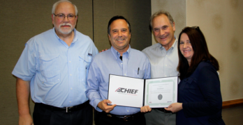 Crashmax Takes Home Second Chief Sales Leader Award