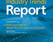 Mitchell Examines Total Loss Trends in Fourth Quarter Industry Trends Report