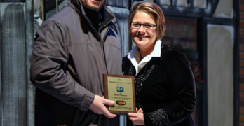 PPG Named Sponsor of the Year by Speedway Children's Charities New Hampshire Chapter
