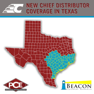 New Chief Distributor Coverage in Texas 2017