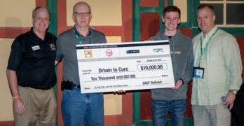 BASF Teams up with Driven to Cure Cancer Charity
