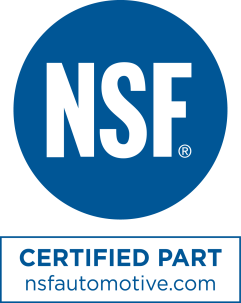 NSF Certified Part logo