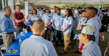 Pro Spot International Hosts Collision Repair Education Foundation Career Fair