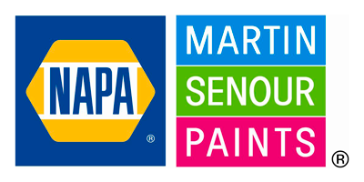 NAPA Martin Senour Paints logo