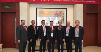 AIA Canada Signs Cooperation Agreement with China Automotive Maintenance and Repair Trades Association