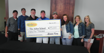 Service King Raises $45,000 for School with Houston Golf Tournament