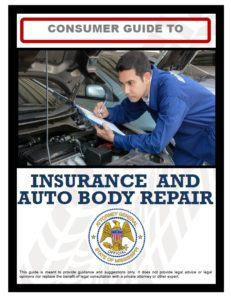 Mississippi Auto Insurance and Auto Body Guide cover