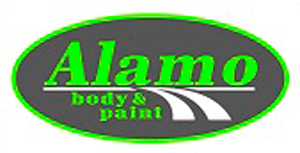 Alamo Body and Paint logo