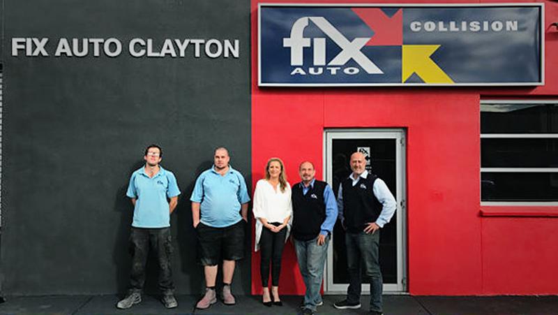 Fix Auto Clayton
