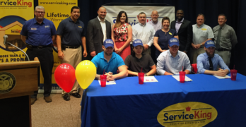 Service King Welcomes 34 Technicians Apprenticeship Program