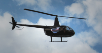 Lord Corporation Sponsors Collision Repair Education Foundation Helicopter Ball Drop