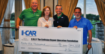 Philadelphia I-CAR Committee Raises Over $46,000 for Collision Repair Education Foundation