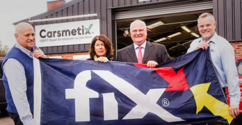 Fix Auto Adds Collision Repair Center to Network in UK