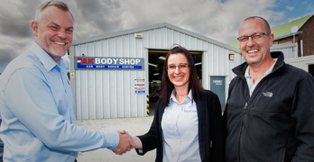 Fix Auto UK Adds Collision Repair Center to Network
