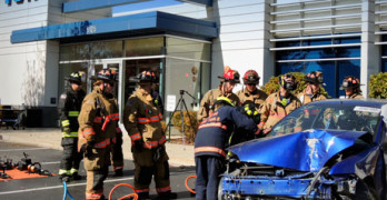 I-CAR Hosts Hands-On Training for Illinois First Responders