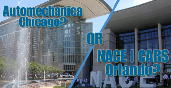NACE | CARS and Automechanika Chicago Scheduled for Same Week in Summer 2017