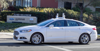 Ford will test its fully autonomous Fusion Hybrid sedans on California streets next year.
