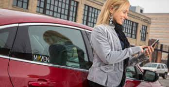 GM Launches Car-Sharing Service