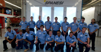 Industry Donations Improve Pre-Employment Collision Repair Education
