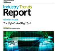 Mitchell Publishes First Quarter 2016 Industry Trends Report