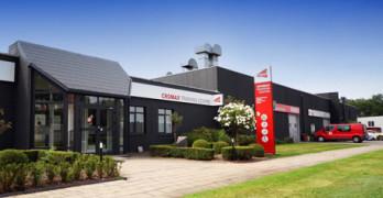 Axalta Opens Renovated Cromax Training Center in Belgium