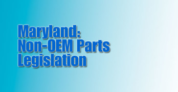 NSF Opposes Maryland Aftermarket Parts Bill
