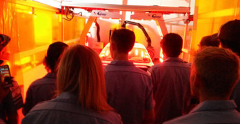 Over 200 Students Attend Collision Repair Education Foundation Denver Career Fair