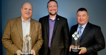 BASF Refinish Names Employee and Salesperson of the Year