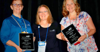 Two Directors Acknowledged with WIN Cornerstone Award